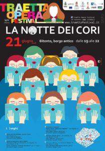 La notte dei cori @ Palazzo Cioffrese - Bitonto | Bitonto | Puglia | Italia
