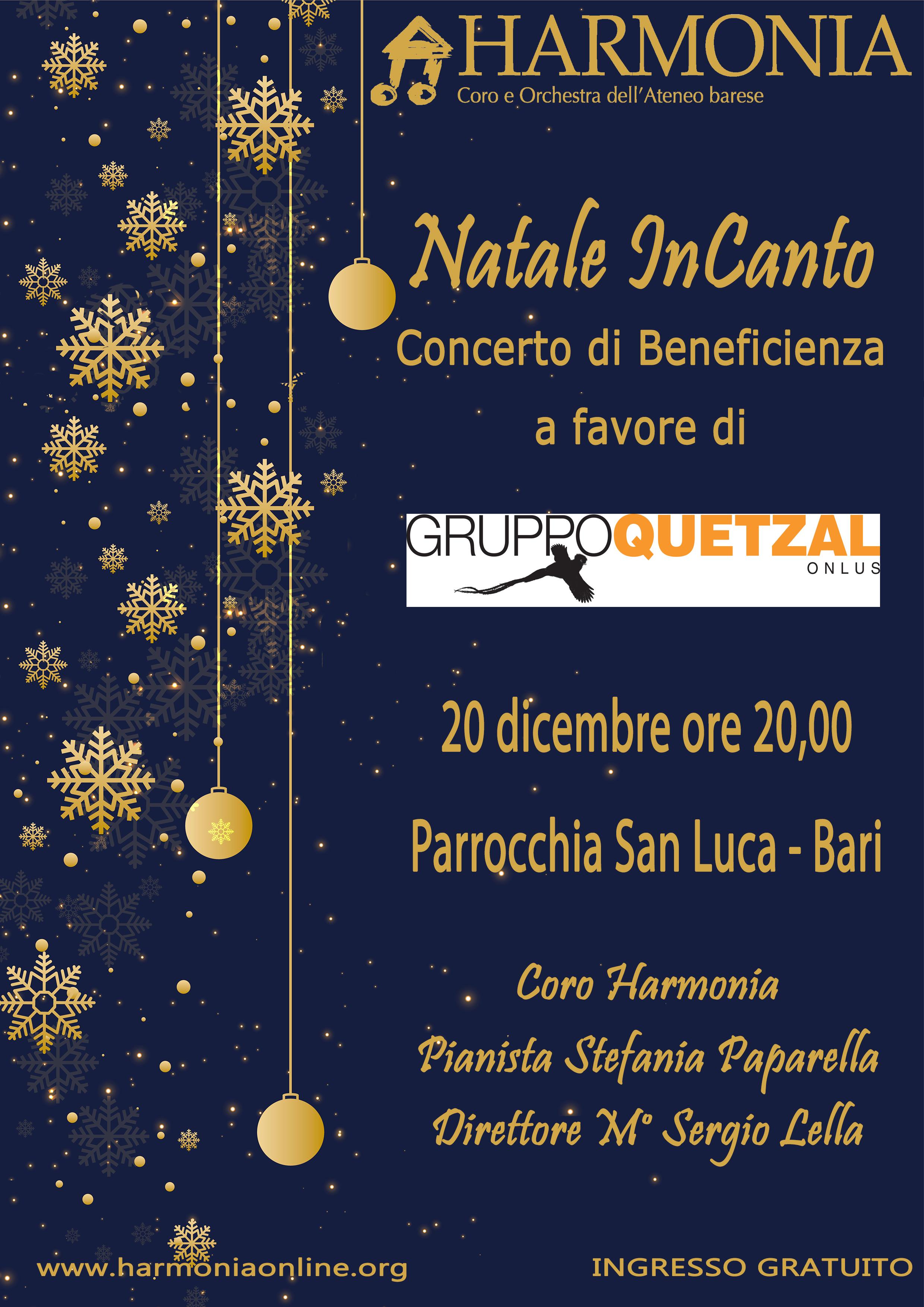Natale InCanto @ Parrocchia San Luca - Bari