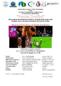 Senza Confini @ Auditorium Ist. Piero Calamandrei - Bari Carbonara