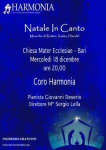 Natale In Canto @ Chiesta Mater Ecclesiae - Bari