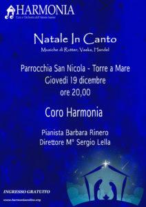 Natale In Canto @ Parrocchia San Nicola - Torre a Mare